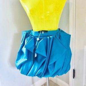 ALEX VIDAL fiesta mini skirt NWT